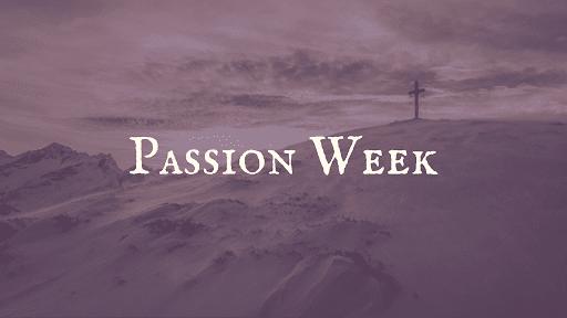 Passion Week image